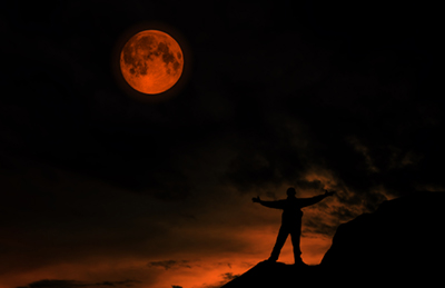 spiritual meaning and blood moon